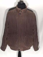 RTF by Rainforest Mens Large Polyester Blend Brown Full Zip Heavy Winter Jacket