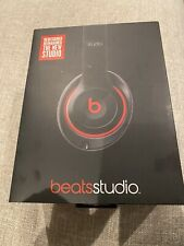 Beats by Dr. Dre Studio 2.0 Over the Ear Wired Headphones - Black