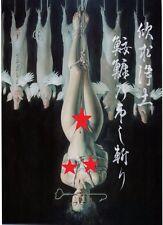 "Sorayama Japanese Art Poster Print Pigs Pinup Girl 10"" x 14"""