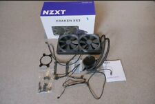 NZXT Kraken X63 280mm All-in-One RGB Liquid CPU Cooler Cooler 3 MONTHS OLD