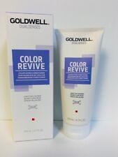 Goldwell USA Dualsenses Color Revive Conditioner Light Cool Blonde - 6.7 oz