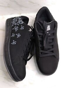 Zoo York Skate Shoes Skulls Size 10 Year 2007-2008. Rare Find...