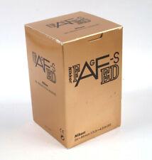 EMPTY Nikon BOX fits Nikkor F AF-S 24-85mm  f3.5-4.5 G (IF)  lens