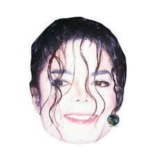 Michael Jackson Celebrity Mask, Card Face and Fancy Dress Mask
