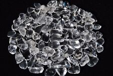 Clear Quartz Crystal Mini Tumbled Stones ~ 50 Grams ~ Natural Quartz Gemstone