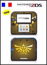 ZELDA  - vinyl Skin Aufkleber für Nintendo 2DS - réf 28