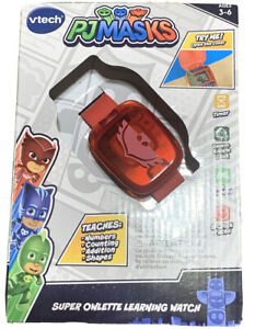 VTech PJ Masks Super Owlette Learning Watch Kids Learning & Games Gadget NEW