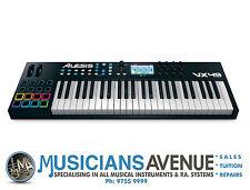 ALESIS VX49 USB MIDI KEYBOARD CONTROLLER - FREE HEADPHONES