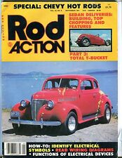 Rod Action Magazine September 1981 Chevy Hot Rods EX No ML 031417nonjhe