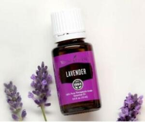 Young Living Essential Oils 15mL Lavender Oil BRAND NEW! SEALED! AUTHENTIC!