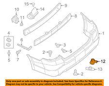 NISSAN OEM Front Bumper-Park Sensor 284383TA2E