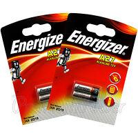 4 x Energizer Alkaline A27 batteries 12V MN27 E27A L828 E27 Alarms Calculators