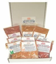 The Curry Gift Box by SPICESontheWEB