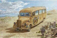 RODEN 808 1/35 Opel Blitz 3.6 – 47 Omnibus model W39 Ludewig built late