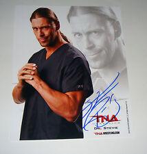 Tna Wwe Wrestler Stevie Richards Signed Autographed 8x10 Photo Coa Free Shipping