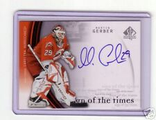 MARTIN GERBER SP AUTHENTIC SIGN OF THE TIMES AUTO 05/06