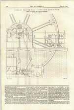 1897 Motor Nijni Novgorod exposición Corliss