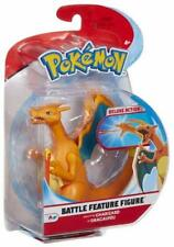 New Pokemon 4.5 Inch Battle Feature Figure Charizard Deluxe Action 95132