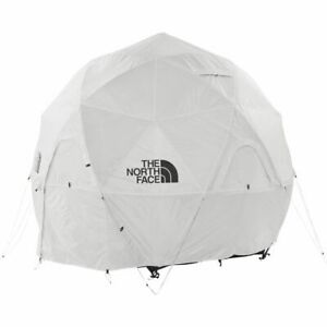 THE NORTH FACE Geodome 4 Tent with Footprint NV21800 Tingley (TI) w/Tracking