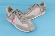 Vintage 1986 Nike Echelon Gray Pink Shoes With Box Women's Size 8.5