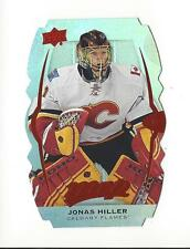 2016-17 Upper Deck MVP Colors and Contours #153 Jonas Hiller T1 Flames