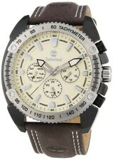 Timberland Bennington 13901jsbs/07 watch with brown leather strap