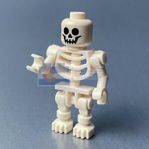 NEW LEGO SKELETON Halloween Minifig Minifigure Figure Pirate Castle Ghost Zombie