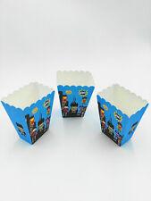 6 x Cartoon Avengers Kids Popcorn Sweet Box Party Happy Birthday