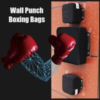Wall Punch Fighter Fitness Boxing Bag MMA Taekwondo Pad Target Focus Training
