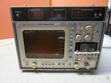 Tektronics 413 Monitor