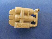 1984 Blowtorch Backpack Wrong Color Vintage Weapon/Accessory GI Joe  JS