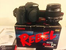 Canon EOS Rebel T1i 500D DSLR Kit EF-S 18-55mm and Extra