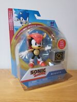 "Classic Sonic The Hedgehog: Mighty Armadillo Action Figure 4"" Jakks Pacific BNIB"
