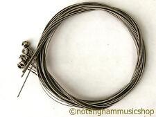 Electric guitar strings extra light 8-40 nickel coated steel oem discount set