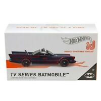 HOT WHEELS ID 66 BATMAN TV SERIES- RARE HOT WHEELS ID CAR