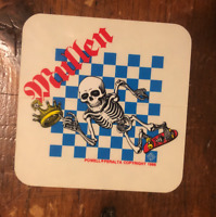 1986 VTG Powell Peralta RODNEY MULLEN CHESS Skateboard NOS STICKER  Santa Cruz