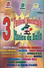 MUSICASSETTA -    3° FESTIVAL NAZ. MUSICA DA BALLO                           (3)