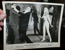 Hillbillies in a Haunted House Still Card 1967 B&W Low Budget Horror Flick #139