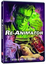Re-Animator          Brand New DVD