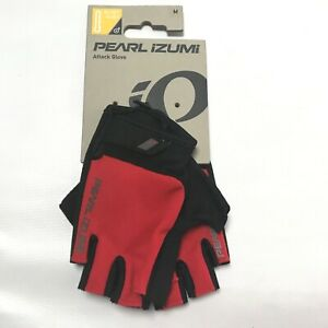 Pearl Izumi Attack Bike Cycling Gloves 14141901 Men's Color Red Size M Red New