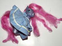 Petal Blossom : G3 Hasbro MLP My Little Pony Brushable Figure : (D-4)
