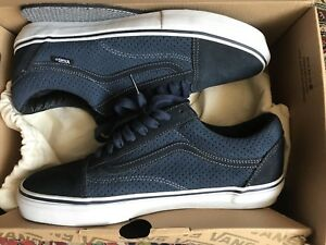 Vans Old Skool X Stranger Navy Blue Size 9.5