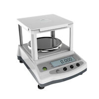 High Precision Electronic Accurate Balance Lab Jewelry Kitchen Scale 2000g*0.01g