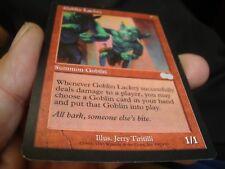 Goblin Lackey x1 Urza's Saga Free shipping Canada!