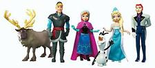 FROZEN DISNEY PRINCESS COMPLETE STORY SMALL DOLL PLAYSET