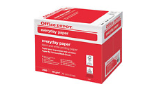 Office Depot Copy Papers A4 80gsm White 2500 Sheets