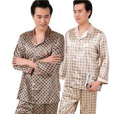 Men Hooded Long Sleeve Soft Plush Bathrobe Long Sleep Robe HAO8