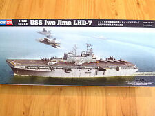 Hobbyboss 1:700 USS Iwo Jima LHD-7 Amphibious Assault Ship Model Kit