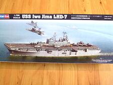 HOBBYBOSS 1:700 USS DI IWO JIMA LHD-7 assalto anfibio modello spedizione KIT