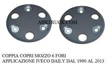 COPRICERCHI COPRIMOZZO IVECO DAILY 35c 50c dal 1999 - 2013  93824452 AUTOCARRO